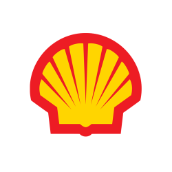 Photo of Shell brand logo