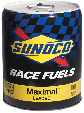Photo of Sunoco Maximal Race Fuel available at Ramos Oil Company
